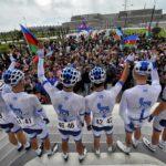 Tour d'Azerbaidjan 2016   Team Novo Nordisk