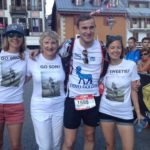 Stephen England | Team Novo Nordisk | Ultra Trail du Mont Blanc - UTMB