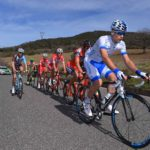 Charles Planet - Team Novo Nordisk - Cycling: 52nd Tirreno-Adriatico 2017 / Stage 2