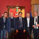2017 Castello d'Oro' Prize | Team Novo Nordisk