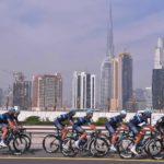 Team Novo Nordisk | 2018 Dubai Tour | Charles Planet