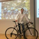 TNN Presents Colnago Bike to Contest Winner in Madrid