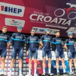 Team Novo Nordisk | Umberto Poli | TOUR OF CROATIA - Stage 1