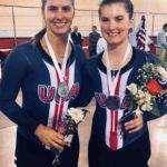Mandy Marquardt   2018 Pan Am Track Championships