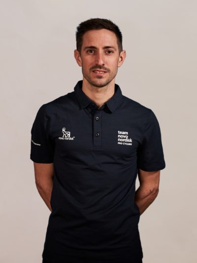Romain Gioux - Team Novo Nordisk