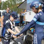 Team Novo Nordisk | 2.ETAPE DANMARK RUNDT ENKELSTART GRINDSTED