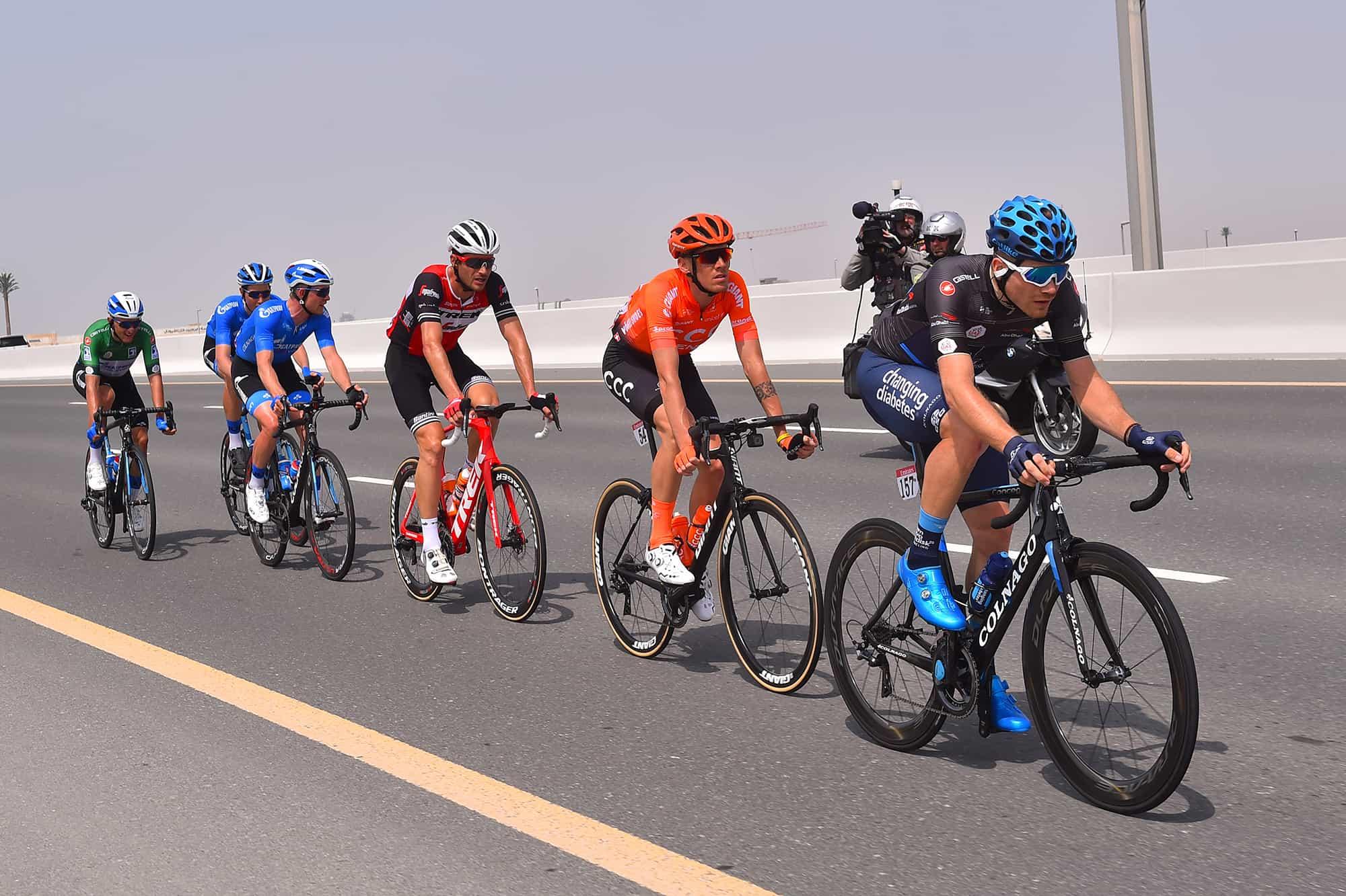 Team Novo Nordisk | Charles Planet | UAE Tour 2019