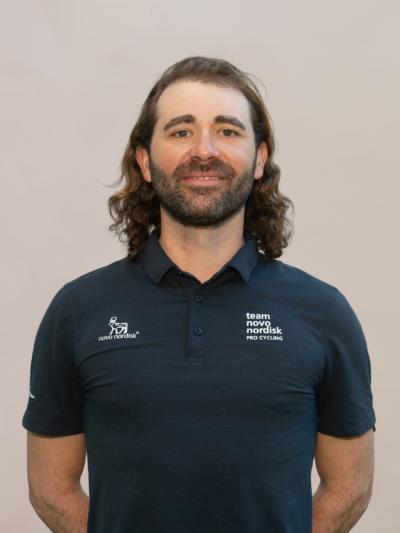 Daniel Holt, Development Team General Manager