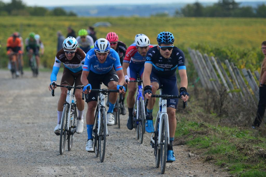 Charles Planet   Paris Tours   All-Diabetes Pro Cycling Team   Type 1 Diabetes   Team Novo Nordisk