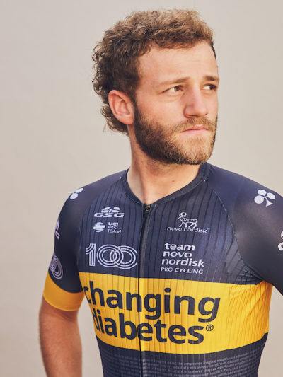 Hamish Beadle | Join Team Novo Nordisk | Join Our Fan Club| Team Novo Nordisk