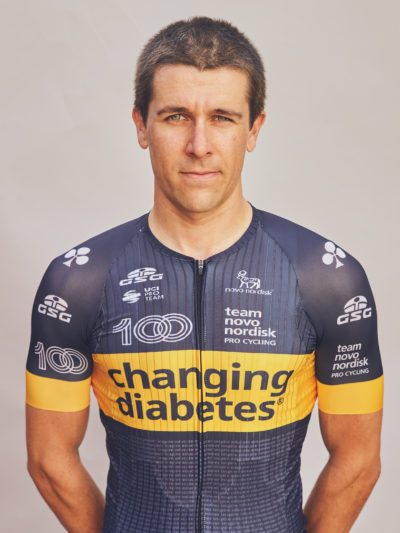 Stephen Clancy | Team Novo Nordisk | About Team Novo Nordisk