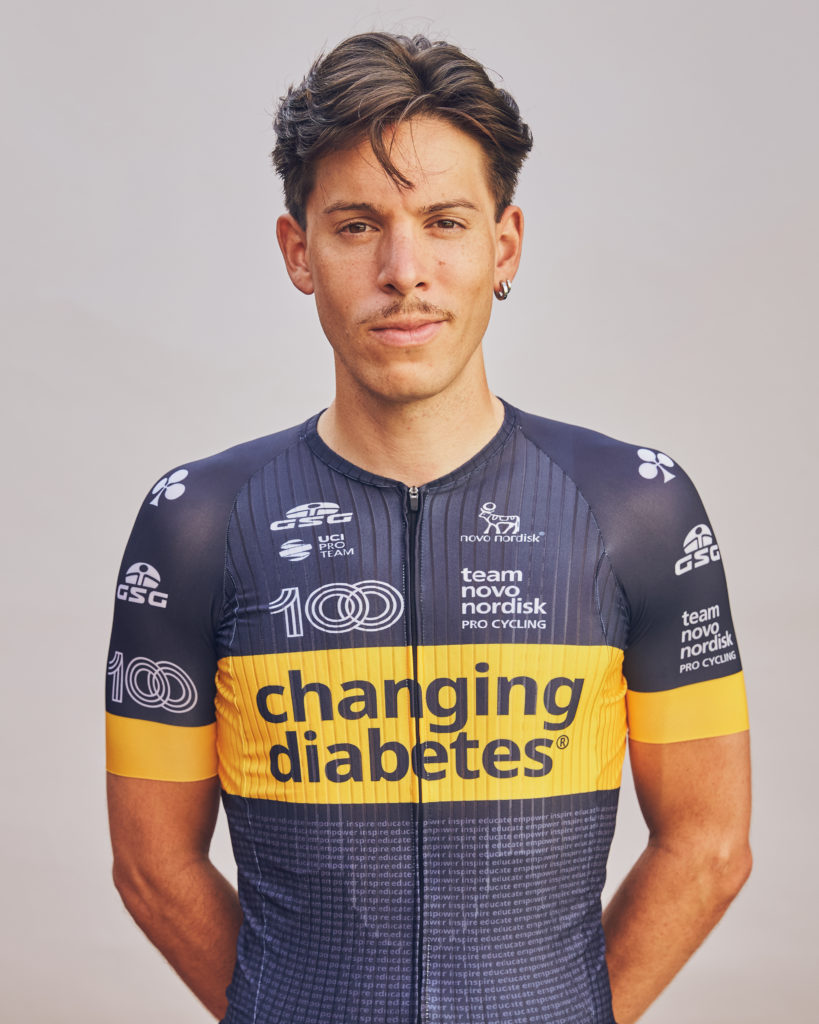 Logan Phippen| Team Novo Nordisk | About Team Novo Nordisk