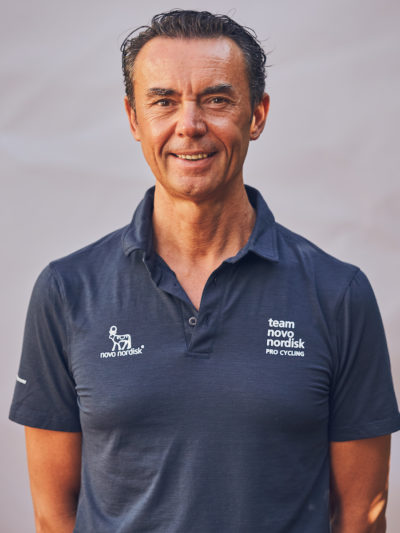 Massimo Quero | Team Novo Nordisk | About Team Novo Nordisk
