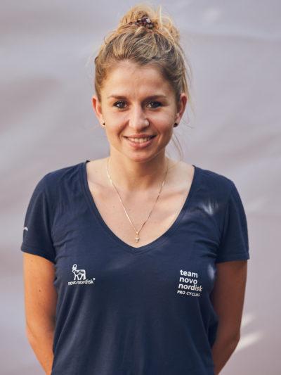 Kristina Skroce | Team Novo Nordisk | About Team Novo Nordisk