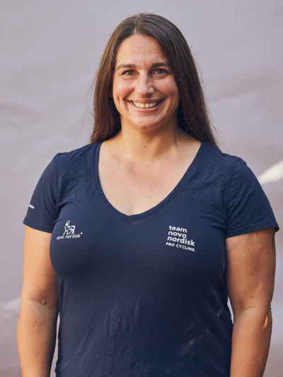 Roz Puleo | Team Novo Nordisk | About Team Novo Nordisk