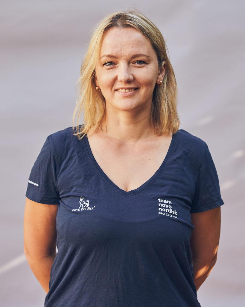 Olga Dulko | Team Novo Nordisk | About Team Novo Nordisk