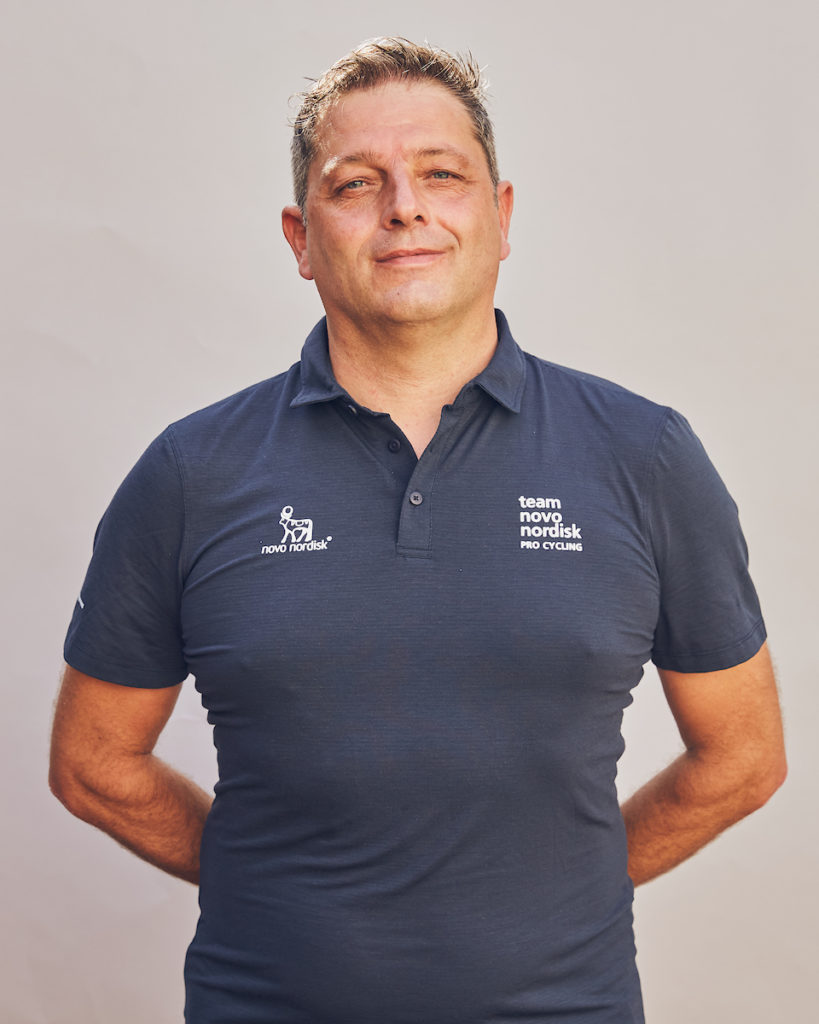 Stefano Scattaloni | Team Novo Nordisk | About Team Novo Nordisk