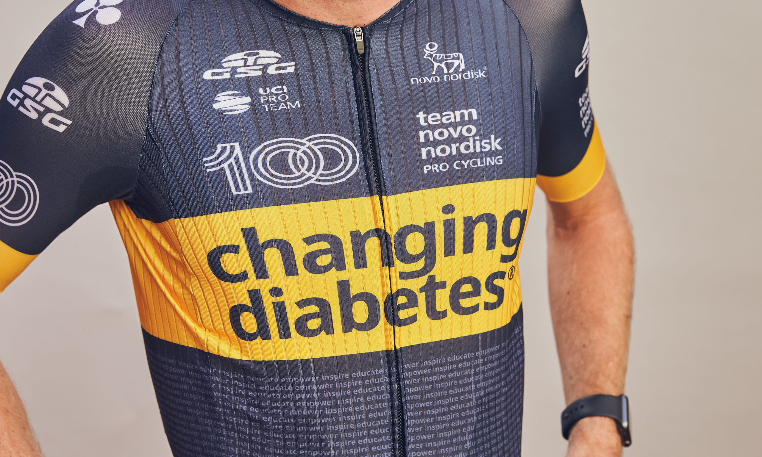 TNN Camp | All-Diabetes Pro Cycling Team | Type 1 Diabetes | Team Novo Nordisk