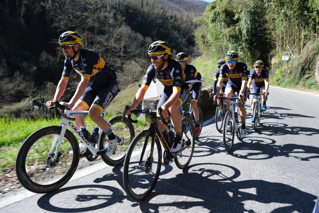Milan San Remo camp