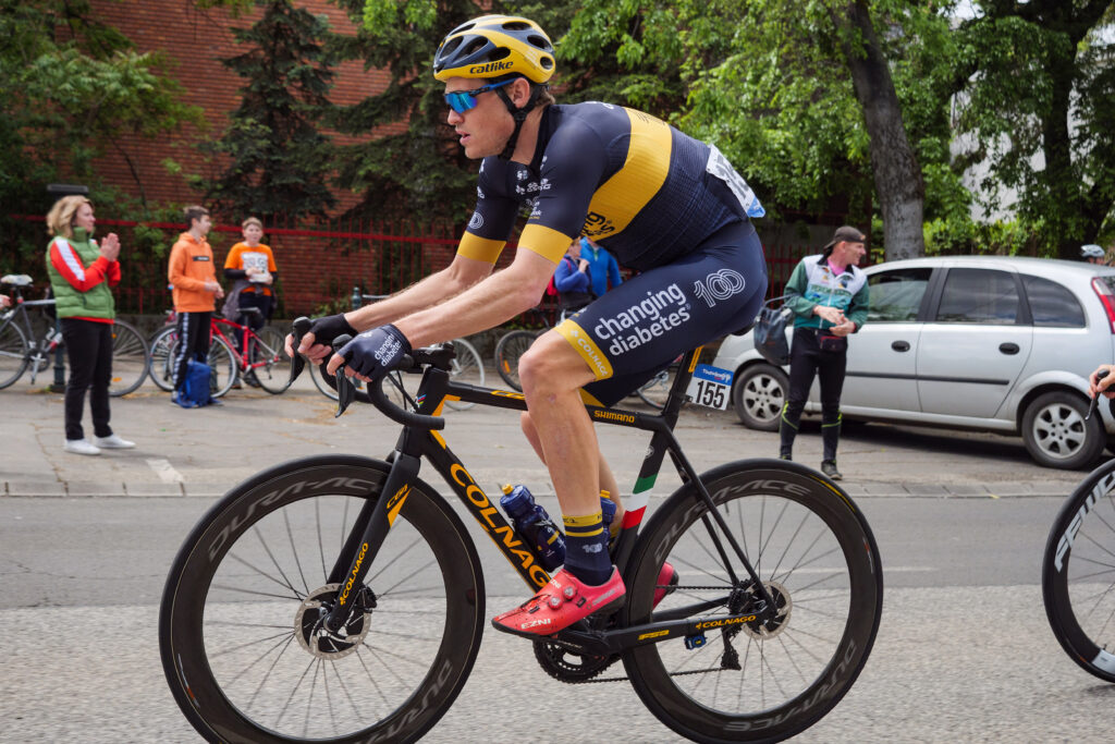 Tour de Hongrie Sam Brand
